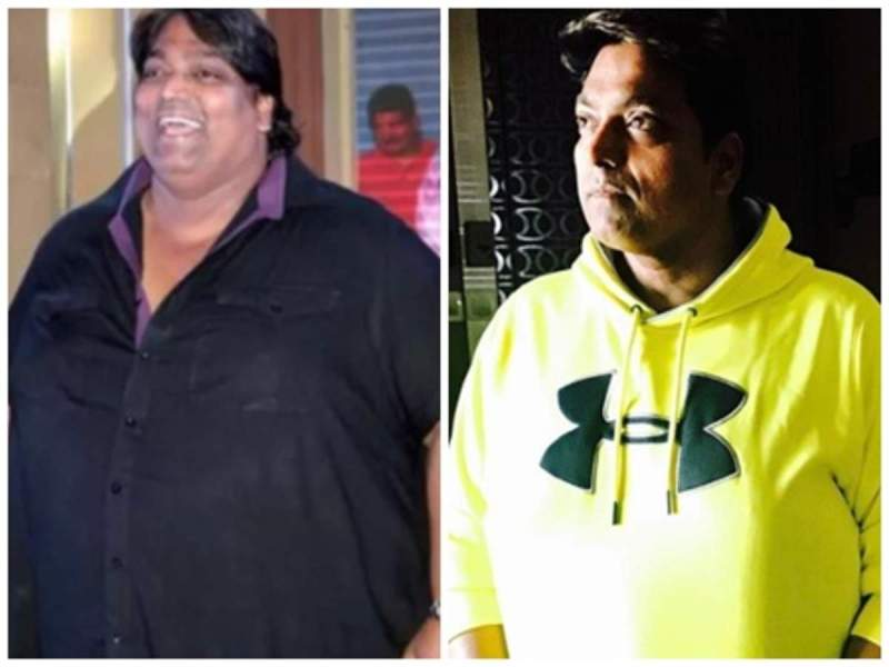Ganesh Acharya Loses His Weight