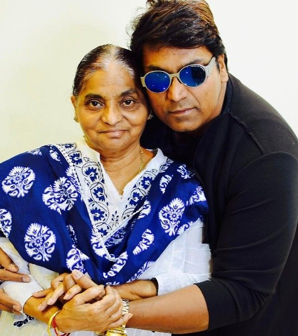 Ganesh Acharya's Mother