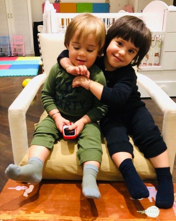 Karan Johar's Children, Yash And Roohi Johar