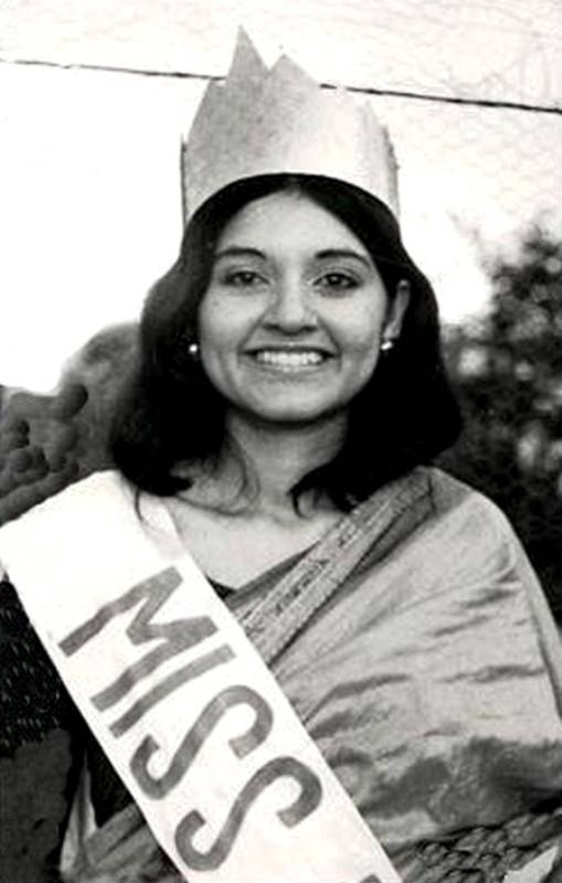 Maneka Gandhi Participated In Beauty Pageants When In College
