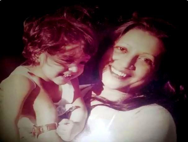 Moon Moon Sen's Mother Suchitra Sen