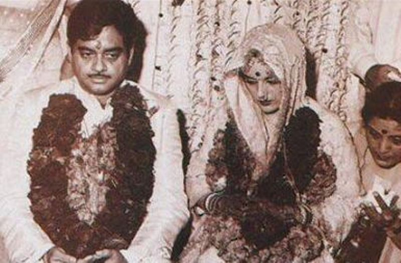 Poonam Sinha marriage picture