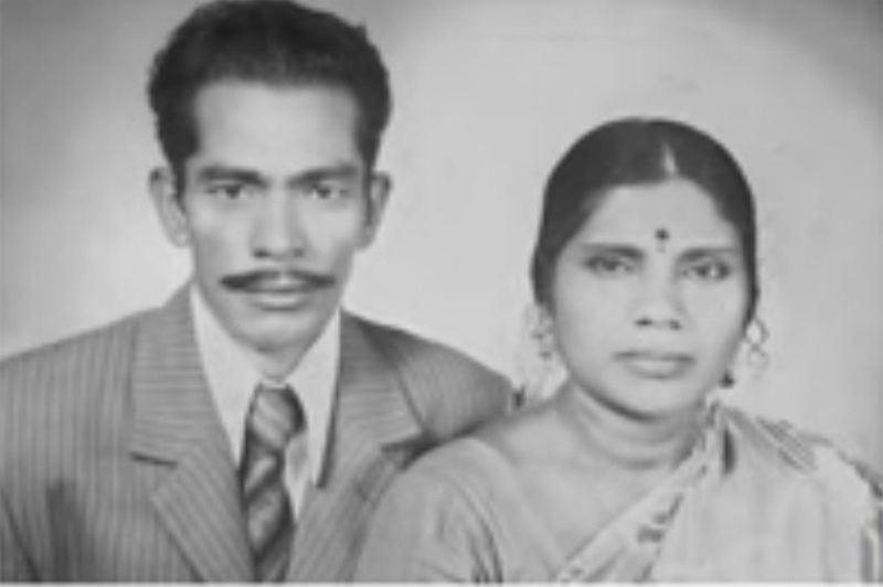 Remo D' Souza's Parents
