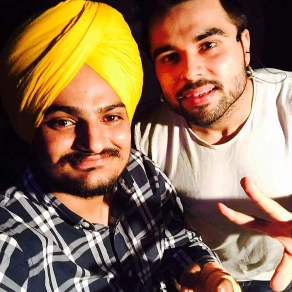 Sidhu Moosewala with Ninja
