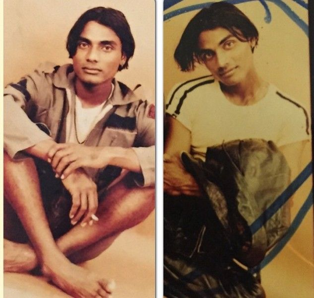 Throwback Pictures Of Remo D' Souza