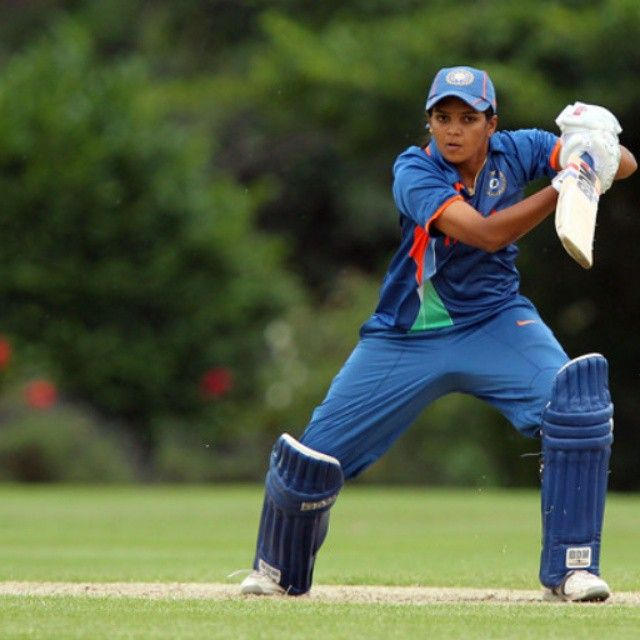 Veda Krishnamurthy taking a shot