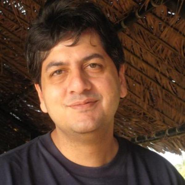 Anupama Chopra's Brother, Vikram Chandra