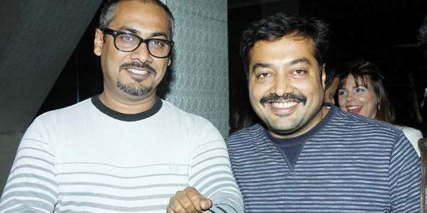 Anurag Kashyap with his brother