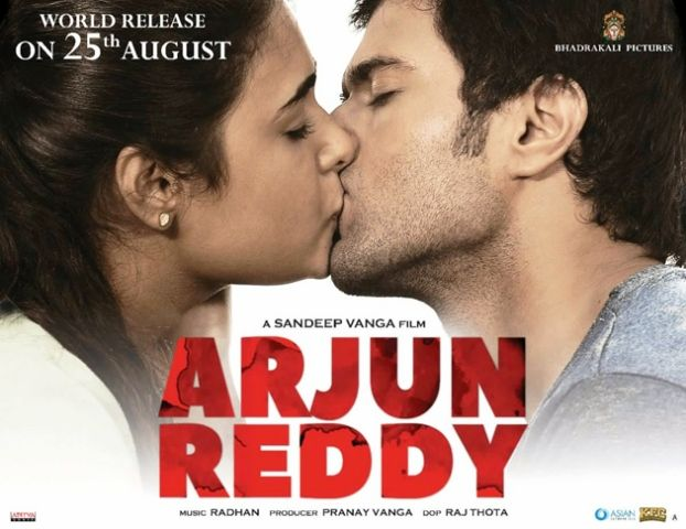 Arjun Reddy was directed by Sandeep Vanga