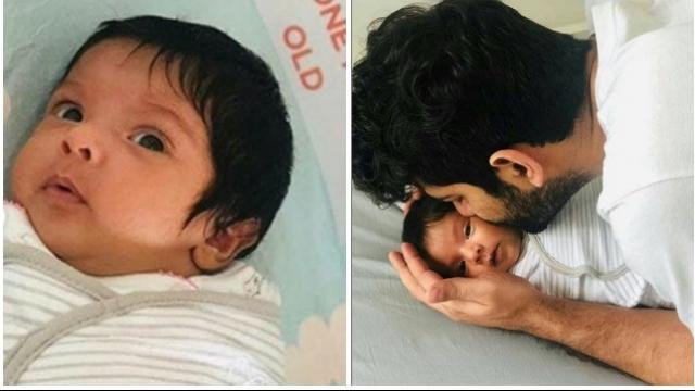 Barun Sobti's daughter