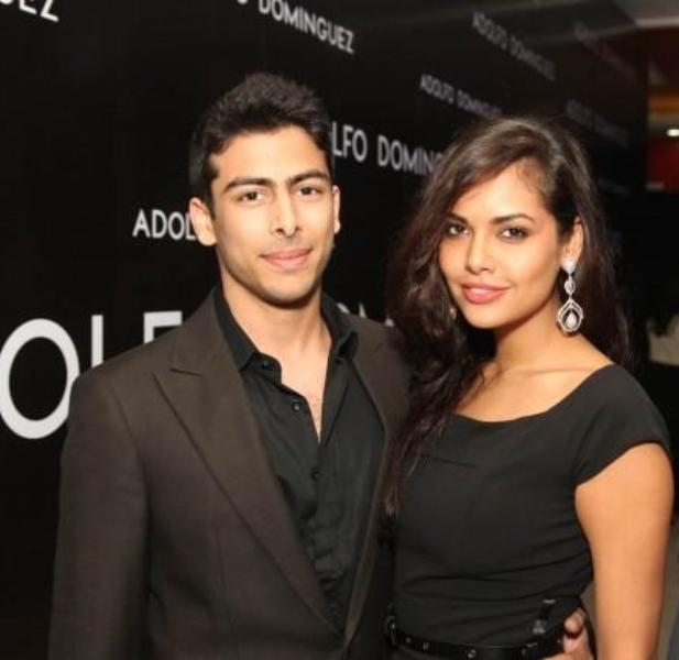 Esha Gupta And Armaan Gujral