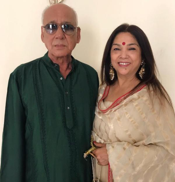 Esha Gupta's Parents