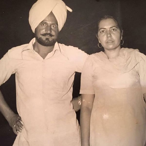 Gippy Grewal's parents