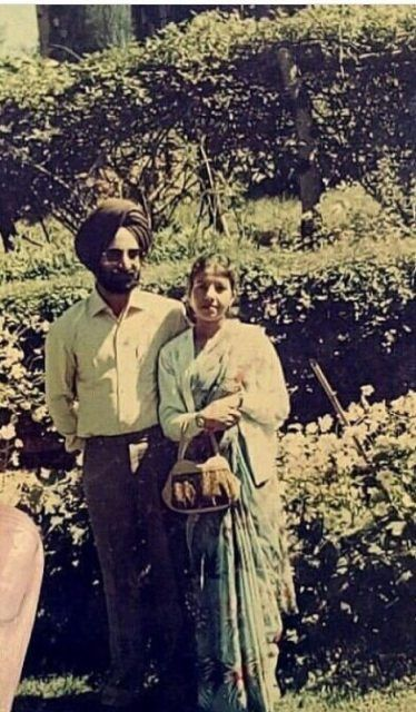 Jasmine Sandlas parents