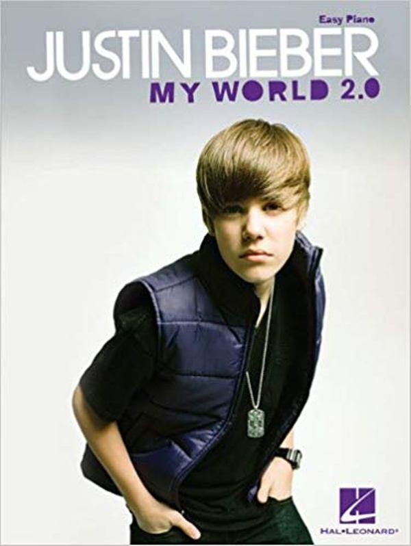 Justin Bieber's Debut Album, My World 2.0