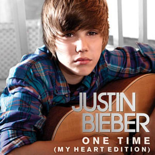Justin Bieber's First Single One Time