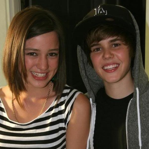 Justin With Kristen Rodeheaver
