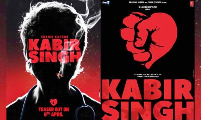 Kabir Singh was directed by Sandeep Vanga