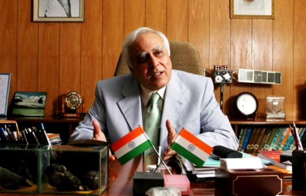 Kapil Sibal's First Day As Union Minister