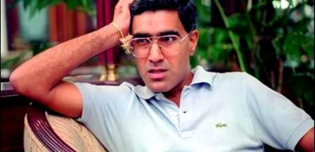 Karan Thapar In College