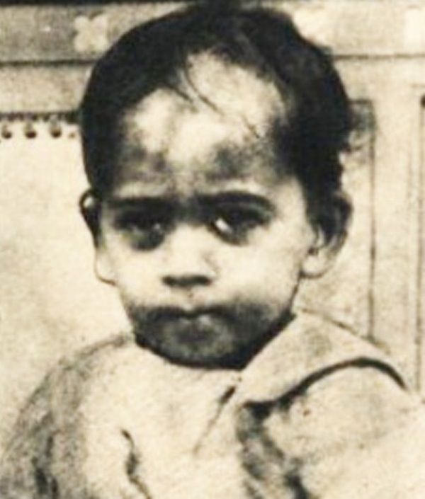 Kishore Kumar As A Child