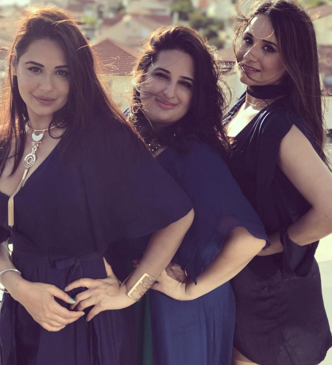 Mandy Takhar sisters