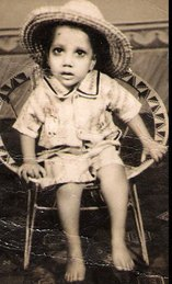 Mika Singh's childhood picture