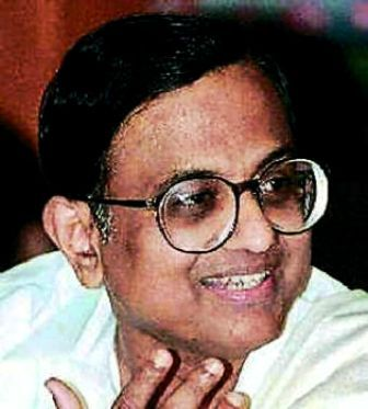 P. Chidambaram during his younger days