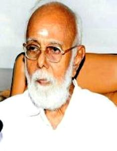 P. Chidambaram's Elder Brother P. Lakshmanan