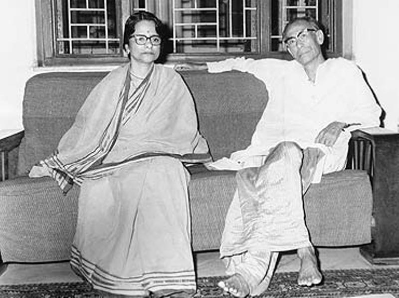 R. D. Burman Parents