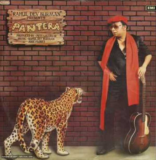 R. D. Burman's Latin America Rock Album, Panthera