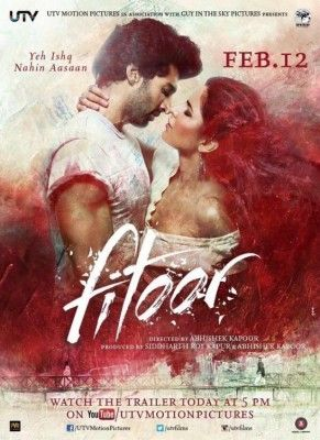 Rayees Mohiuddin has worked in Fitoor