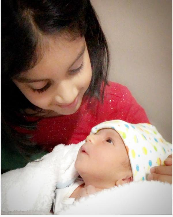 Roshan Prince's son and daughter