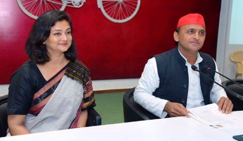 Shalini Yadav After Joining The Samajwadi Party