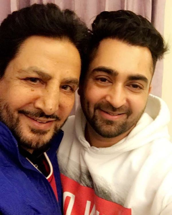 Sharry Mann with Gurdas Maan