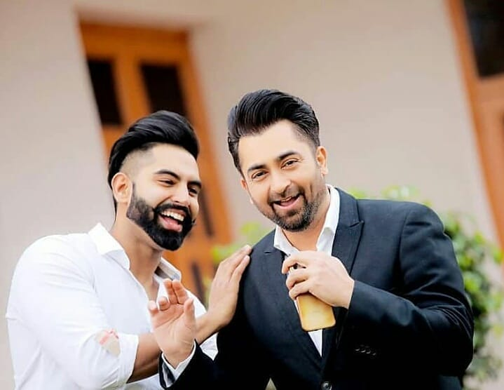 Sharry Mann with Parmish Verma