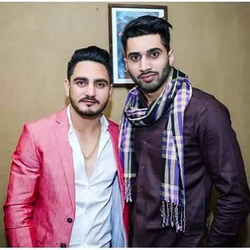 Shivjot with Kulwinder Billa