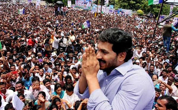 YS Jaganmohan Reddy After Winning The 2019 Assembly Elections