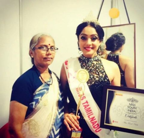 Abhirami Venkatachalam as Miss India South