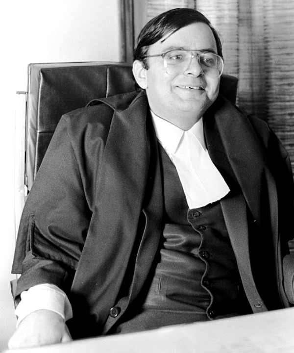 Arun Jaitley in the Delhi High Court