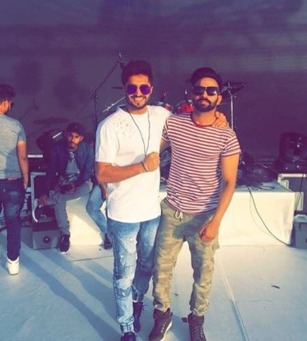 Dilpreet Dhillon with Jassi Gill