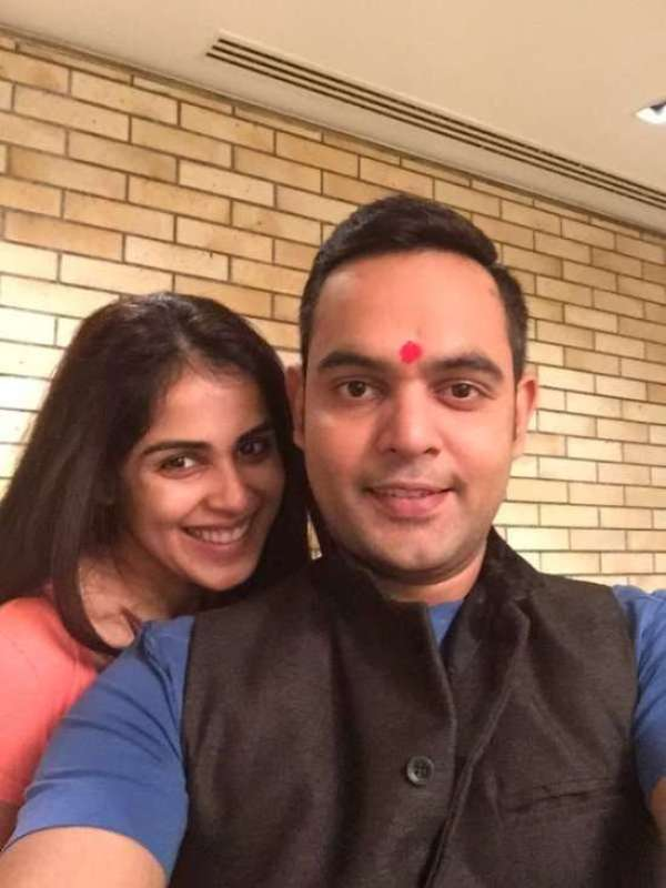 Genelia D'Souza's Brother, Nigel