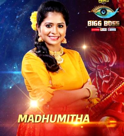 Jangiri Madhumitha Announced As A Participant In Bigg Boss Tamil (Season 3)
