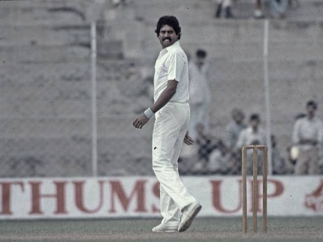Kapil Dev photo