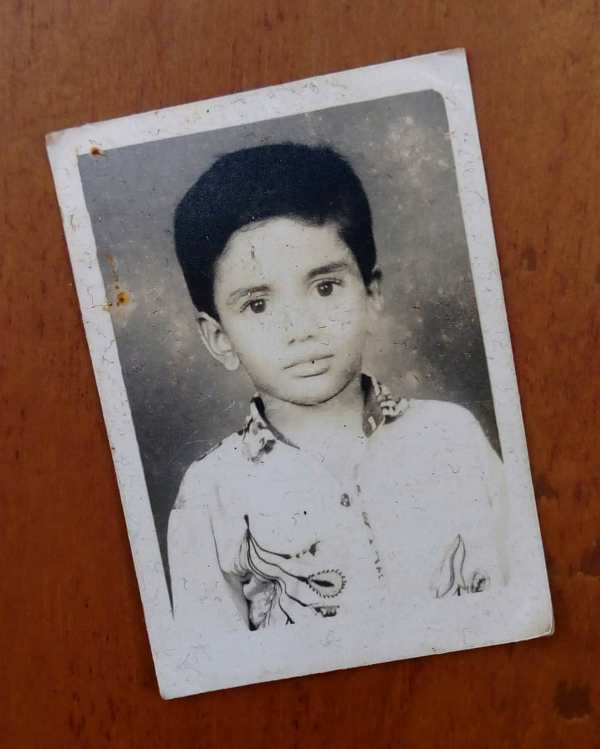 Kavin childhood picture