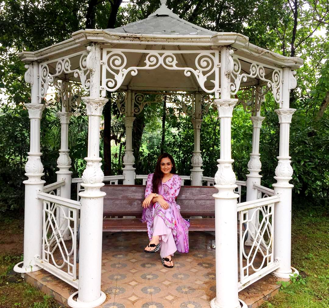 Khushboo Mirza In Singapore