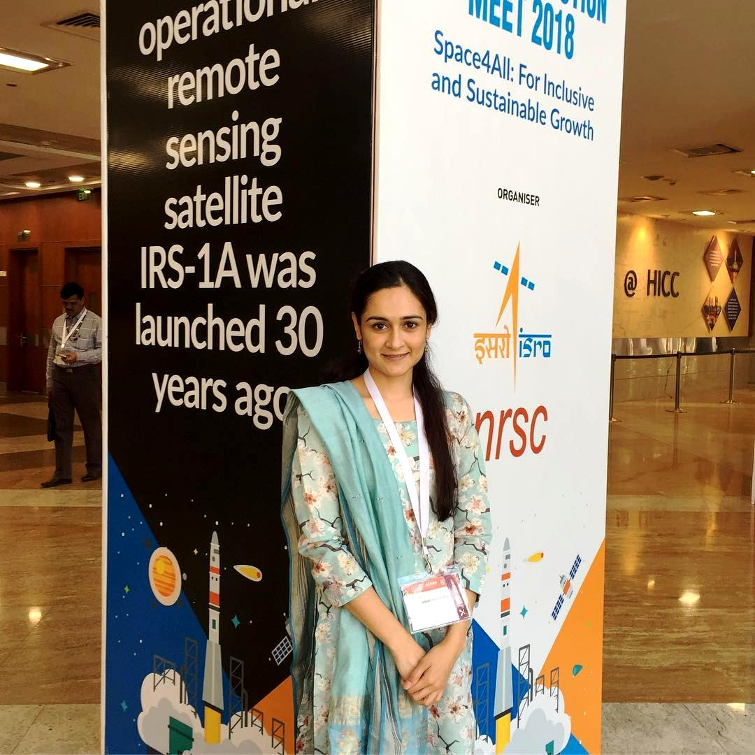 Khushboo Mirza On Her First Day In ISRO
