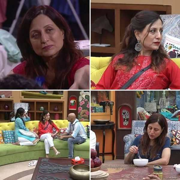 Kishori Shahane Vij in Big Boss Marathi 2