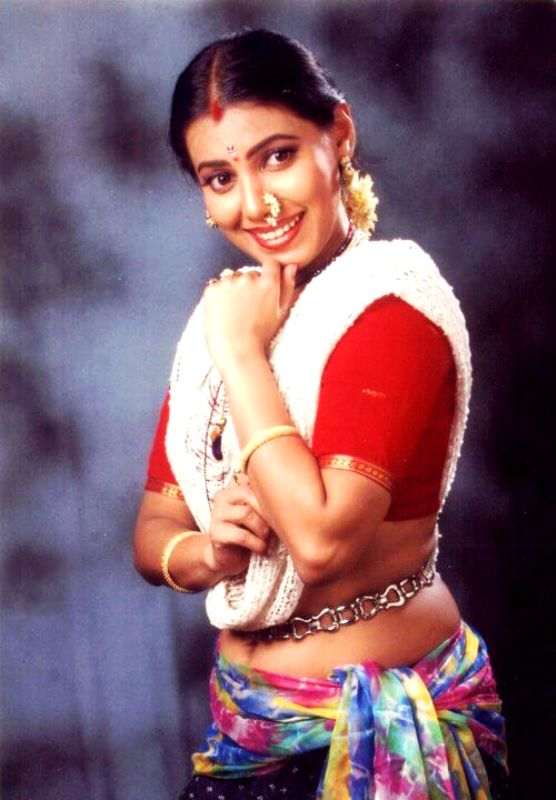 Maithili Javkar During A Dance Performance
