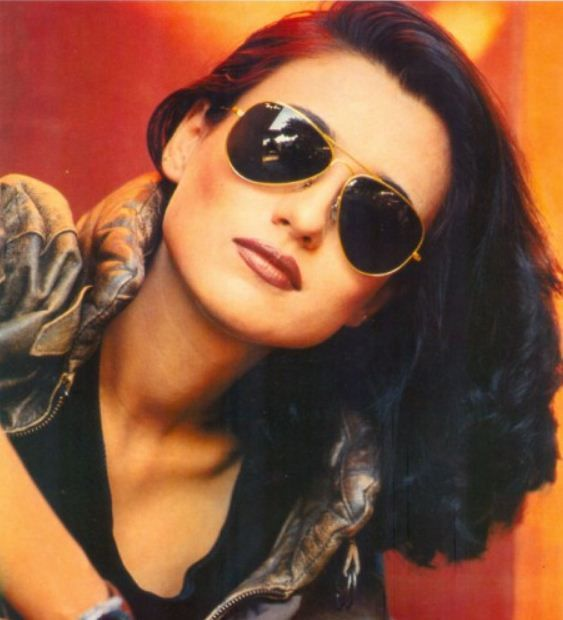 Mini Mathur as the face of Ray Ban aviators